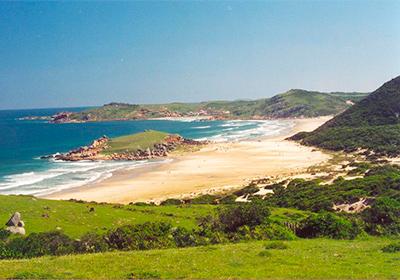 Praia do Gravatá - Farol de Santa Marta