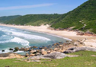Praia do Mane Lome (Siri) - Farol de Santa Marta